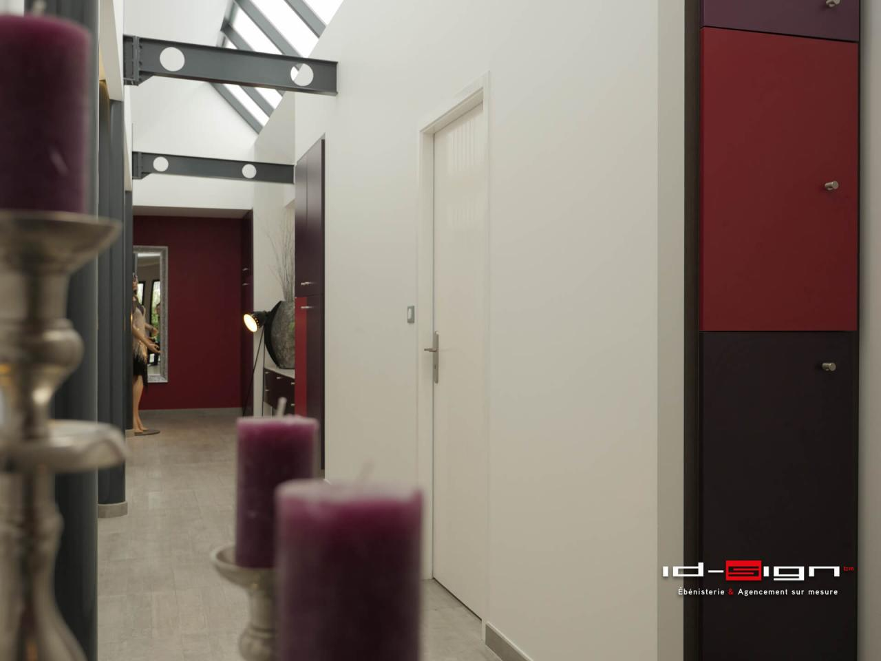 Agencement de loft design