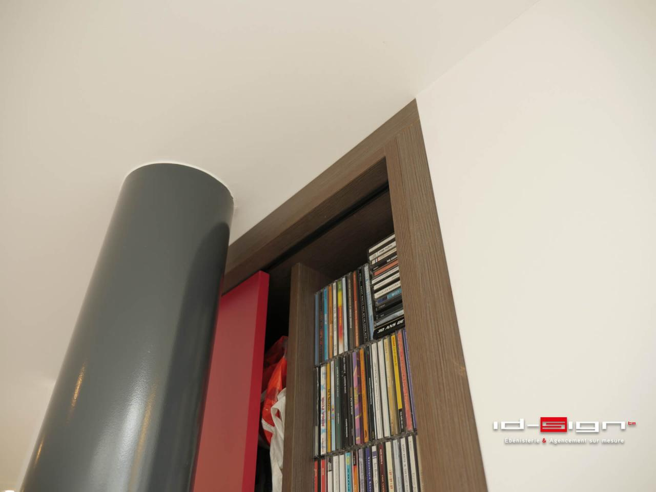 Rangement pour loft