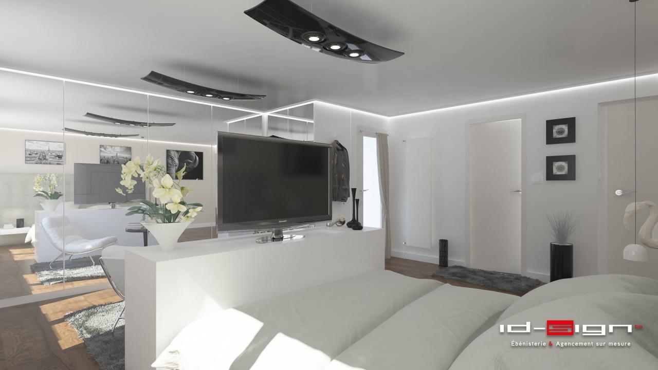 Suite au design moderne